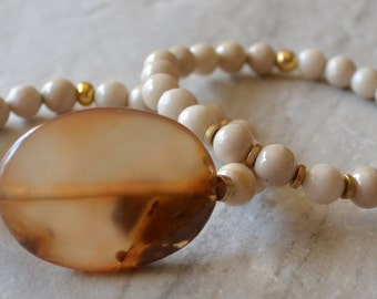 Agate Bracelet set