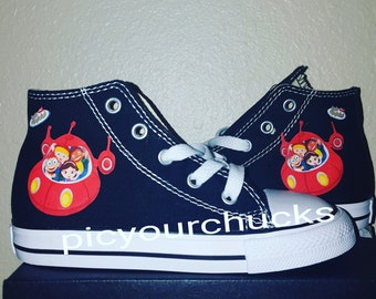 Einstein custom converse