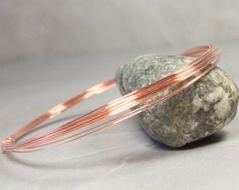 Dead Soft 24, Copper Wire, 24 Gauge Round Wire, Dead Soft