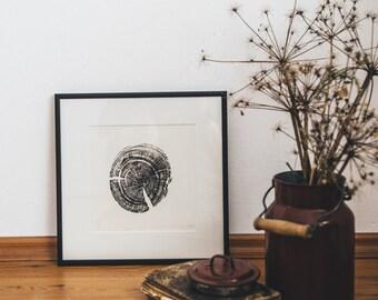 Woodprint Eiche #3 / Oak #3