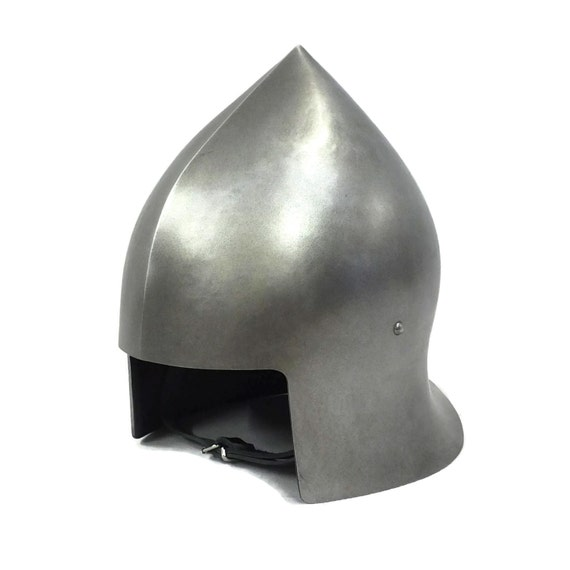 Larp Armour Open Face Sallet