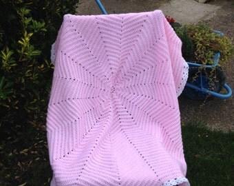 Nine point star blanket