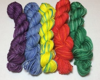 Inside Out Mini Skein Collection