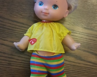 Vintage Kenner sweetie face doll 1970s