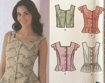 Easy Top Pattern by Simplicity 5594