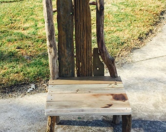 Driftwood Chairs & Home Decor