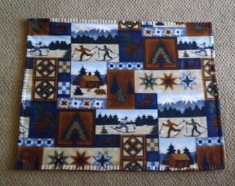 Dog Blanket,Small, Winter