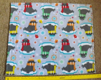Fleece Pet Blanket, Small