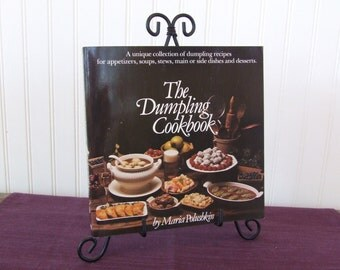 The Dumpling Cookbook, Vintage Cookbook, 1977