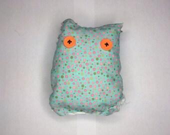 Mini Owl Plush