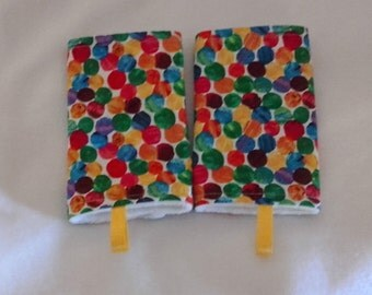 Teething Pads/Dribble/Drool Chew Pad For Baby Carriers/Ergo/Tula
