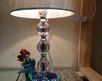 Disney The little mermaid Ariel Table Lamp