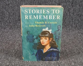 Stories To Remember Volume 1 Selected By Costain & Beecroft C. 1956