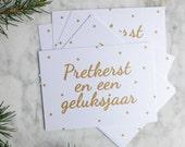 Pretkerst en een Geluksjaar