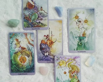 Self-Love Reading (5 Cards)