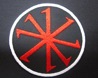 Viking Symbol Iron or Sew on patch