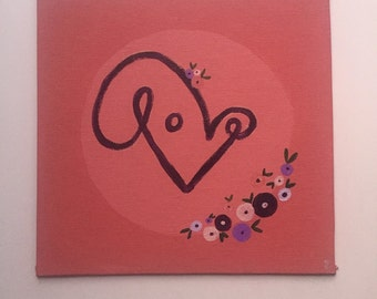CLEARANCE 10x10 canvas panel