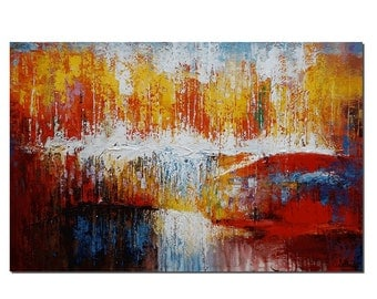 Wall Art, Canvas Painting, Large Painting, Large Abstract Art, Abstract Art, Oil Painting, Original Painting, Abstract Painting, Large Art
