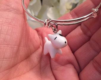 Bull terrier dog bracelet