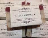 Rose Petals Natural Homem...
