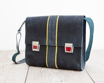 Business bag XL, leather bag from Haeute, made in Germany