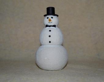 Dolls House Mr Snowman