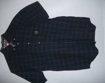 VIntage  -----  Tommy Hilfiger Men's Dress Shirt-Size   X-Large