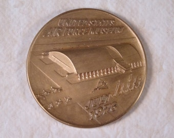 1976 Air Force Museum Commemorative Coin