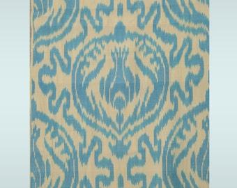 uzbek ikat fabrics