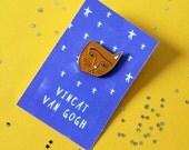Vincent van Gogh Pin