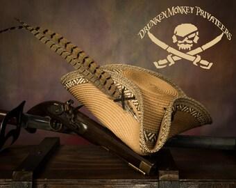 Pirate Tricorn Hat