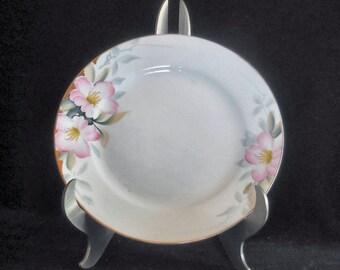Noritake Salad Plate in the Azalea Pattern