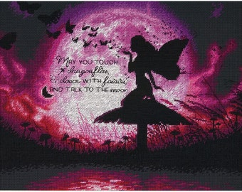 Dimensions Cross Stitch Kit - Butterfly Fairy #70-35337