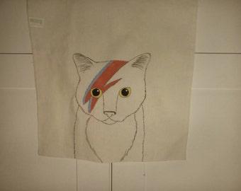 Ziggie Cat tote bag!