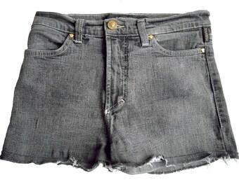 Versace vintage hot pants