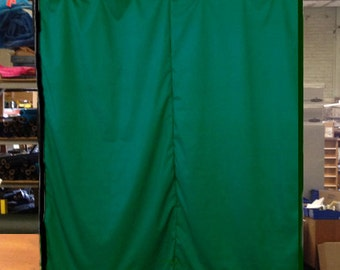 Special Color Stage Curtain/Backdrop/Partition, 12'H x 11'W, Non-FR, Free Shipping, Custom Sizes Available!