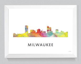 Milwaukee, Wisconson Skyline