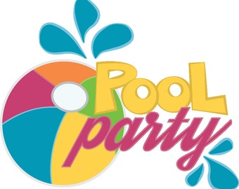 Pool Party Wrappers