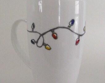 String of Lights Mug