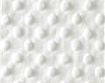 Soft Minky Body Pillow Cover-White