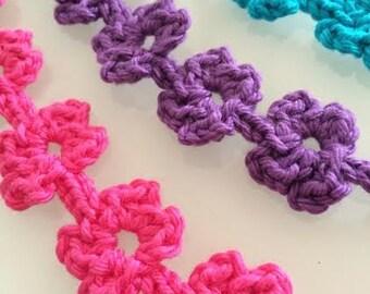 bracelet crochet pattern pdf, crochet jewelery pattern, crochet accessories, wristlet