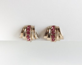 Retrolicious c1940 Coro Earrings