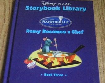 Disney pixar ratatouille story book library