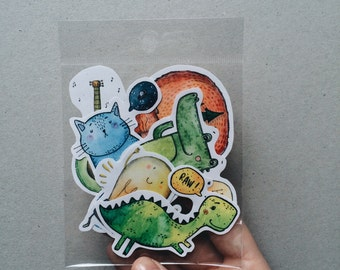 Mix Sticker Pack