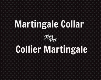 martingale collar, dog martinguale collar, whippet collar, greyhound collar