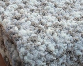 Crochet Little Sandcastles Baby Blanket