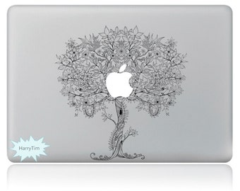 New tree decals mac stickers Macbook decal macbook stickers apple decal mac decal stickers 07