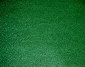 150cm Wide Felt Baize - Green - Ideal For Poker Bridge Table Card Craft