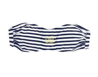 Personalized Bandeau Top