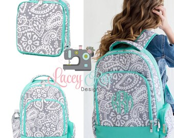 Girls Backpack And Lunchbox | Crazy Backpacks